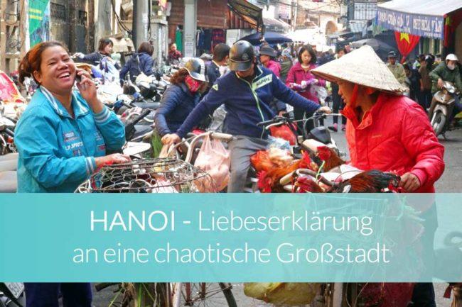 Hanoi Highlights - Beitragsbild
