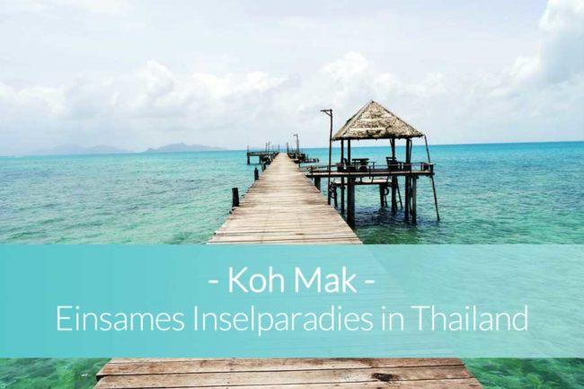 Koh Mak Thailand - Beitragsbild