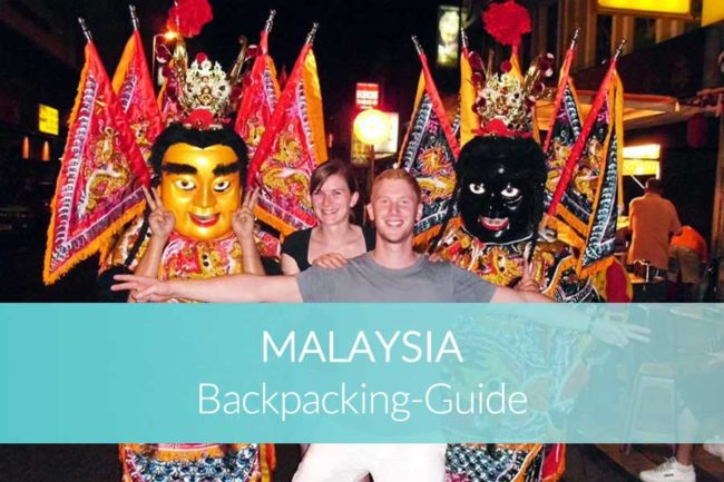 Malaysia Backpacking Guide - Beitragsbild
