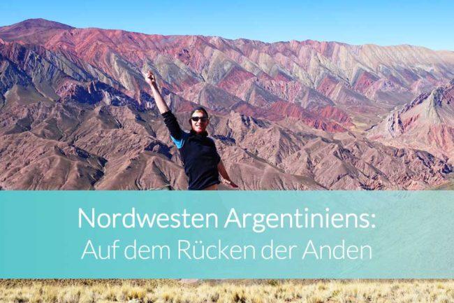 Nordwesten Argentinien - Beitragsbild