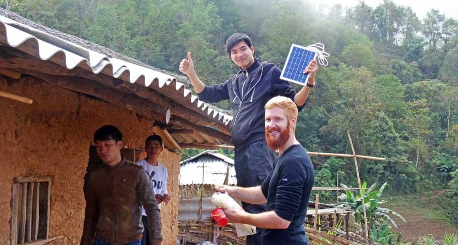 Ortsunabhängig Arbeiten & Leben: SunHelp Vietnam