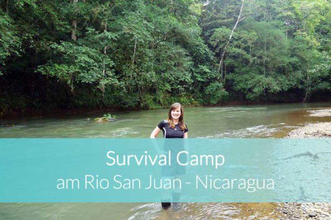 Survival Camp Nicaragua - Beitragsbild