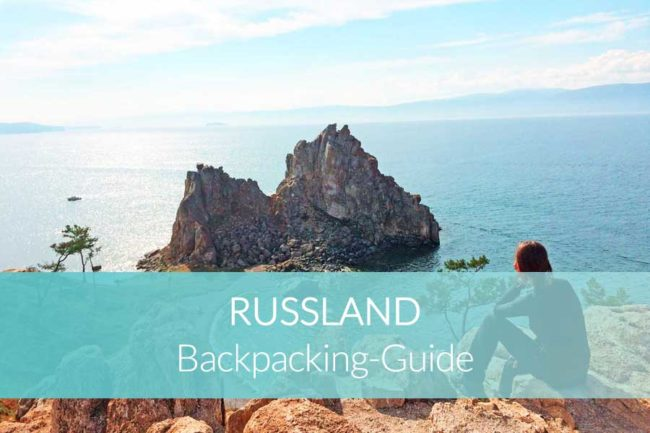 Russland Backpacking Guide - Beitragsbild