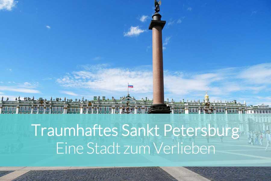 Sankt Petersburg - Beitragsbild
