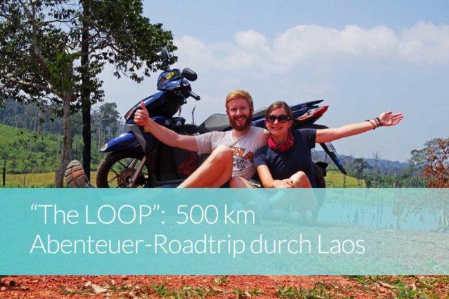 Thakhek Loop Laos - Beitragsbild