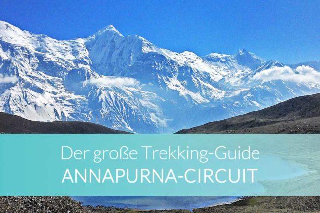 Annapurna Circuit: Trekking Guide Nepal
