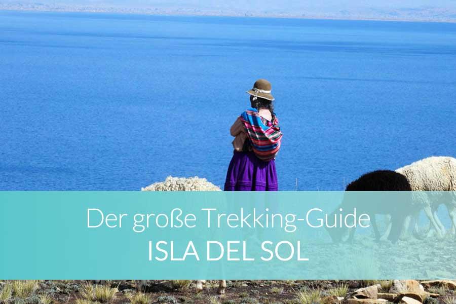 Isla del Sol Bolivien Trekking Guide - Quechua, Ferroviaria Viru, Guarani und Aymara