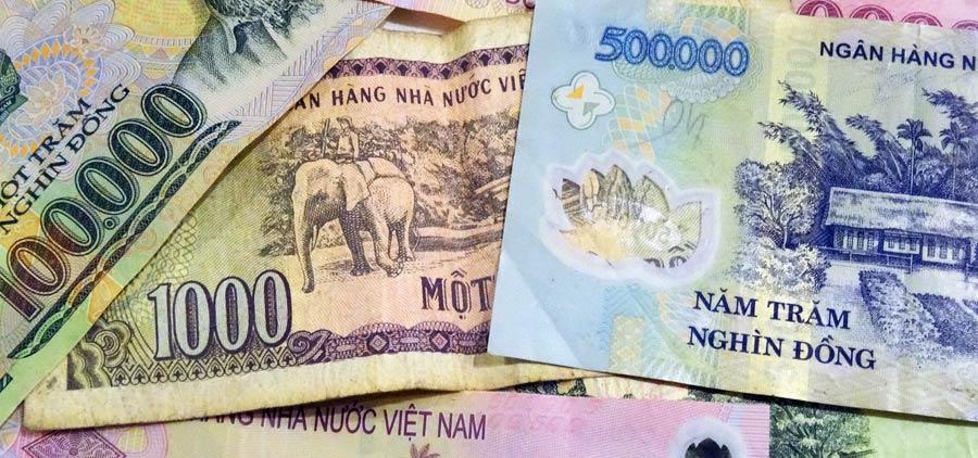 Vietnam Online Reiseführer: Vietnamesische Dong