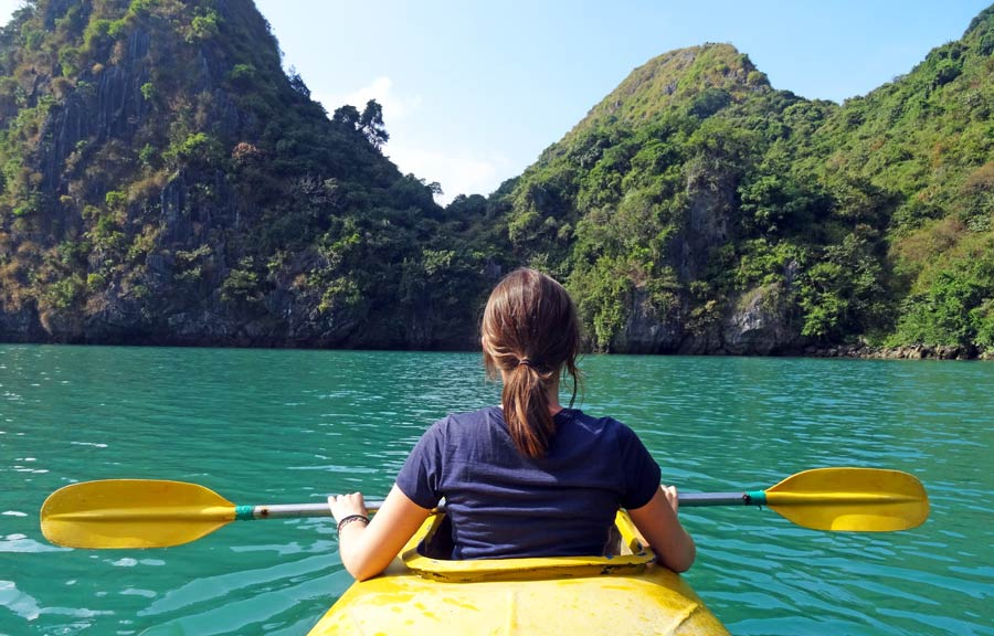 Vietnam Online Reiseführer: Halong Bucht