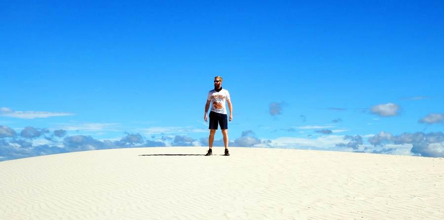 Vietnam Online Reiseführer: Wüste