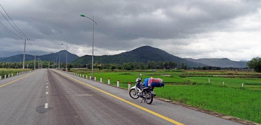Vietnam Online Reiseführer: Straße und Motorrad