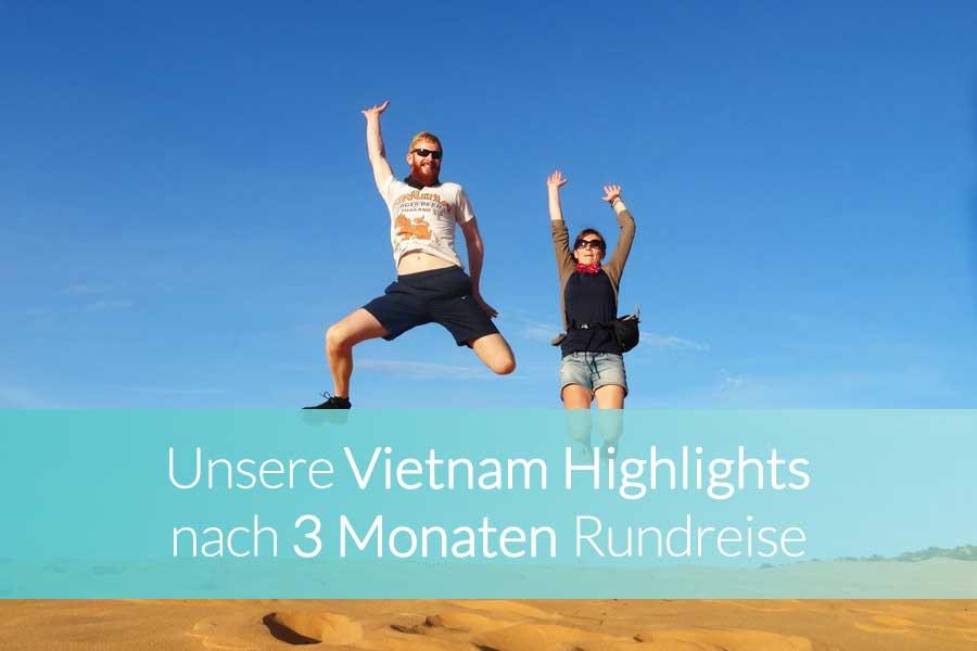 Vietnam Sehenswürdigkeiten: Beitragsbild