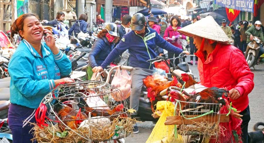 Vietnam Sehenswürdigkeiten: Hanoi