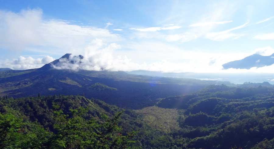 Bali Online Reiseführer: Der Vulkan Batur