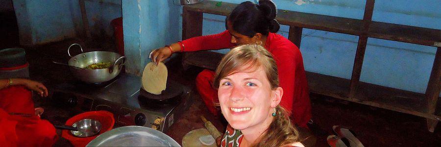 Essen Nepal: Dhal Bat
