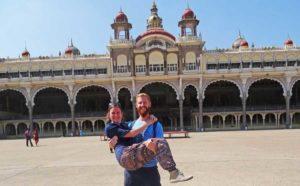 Indien Online Reiseführer: Der Palast von Mysore
