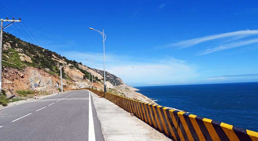 Motorrad Vietnam: An der Küste entlang nach Nha Trang