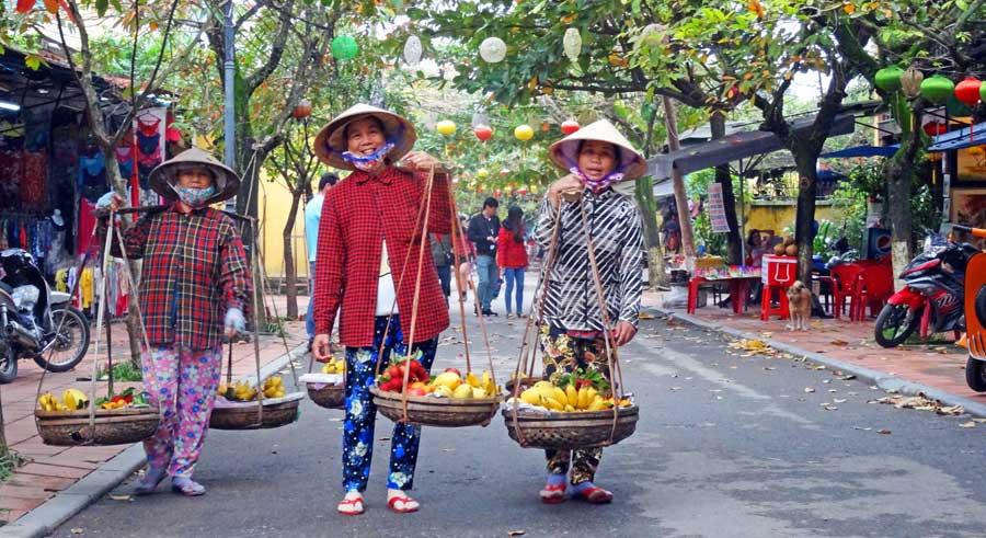 Vietnam Motorrad: Hoi An