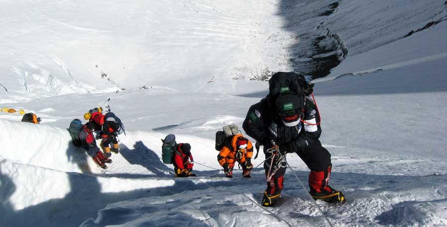 Aktivitäten Nepal: Mount Everest