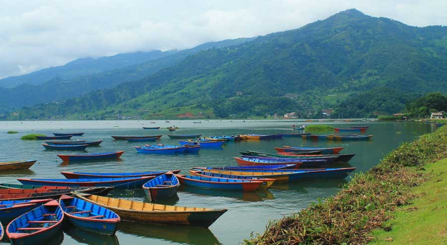 Aktivitäten Nepal: Pokhara