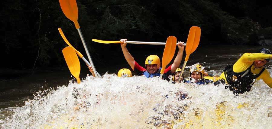 Aktivitäten Nepal: Rafting