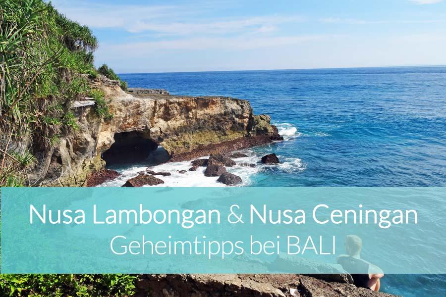 Nusa Lembongan & Nusa Ceningan: Beitragsbild