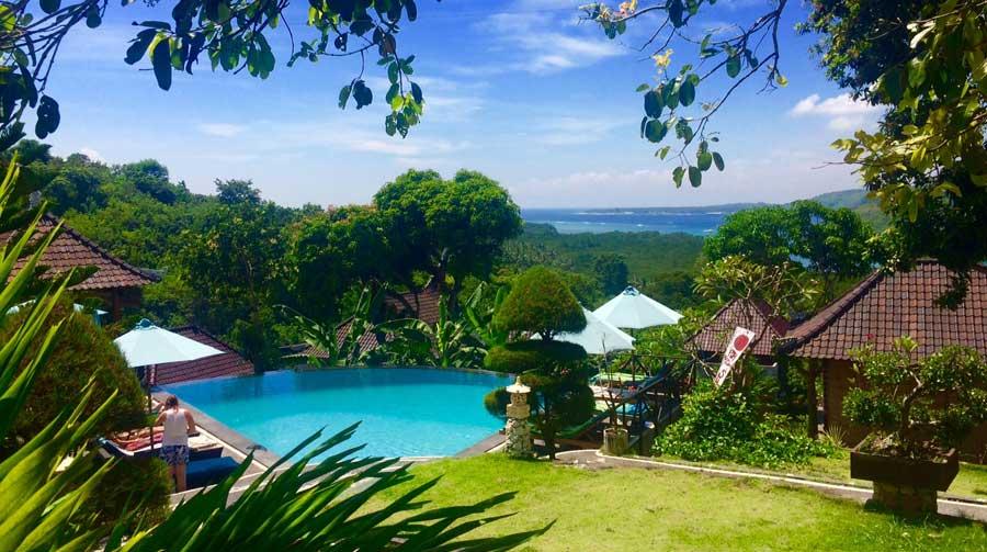 Nusa Lembongan & Nusa Ceningan: Infinity Pool