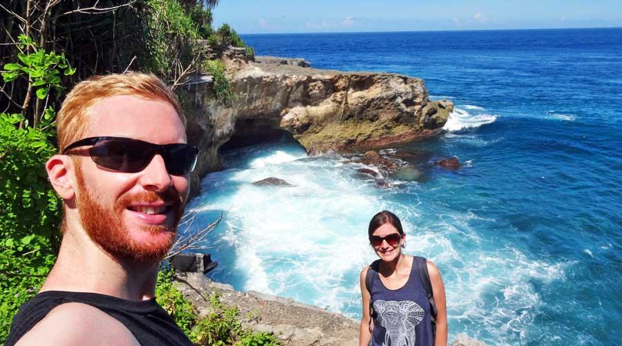 Nusa Lembongan & Nusa Ceningan: Selfie