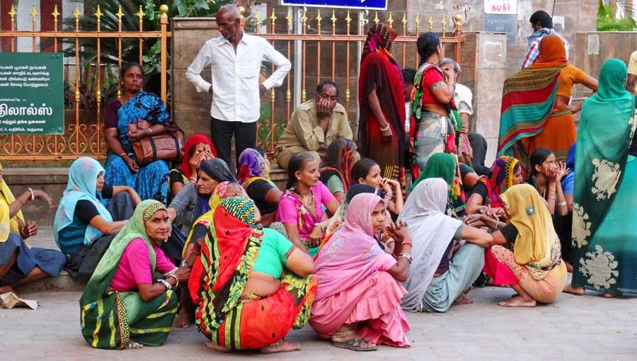 Südindien Rundreise: Madurai