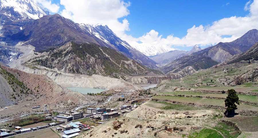 Annapurna Circuit: Akklimatisation zur Passüberquerung bei 5.416 Höhenmeter
