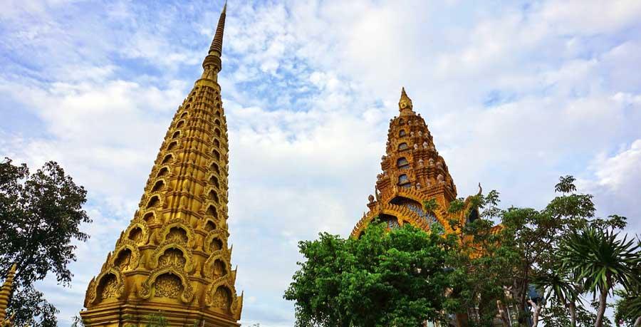 Battambang Kambodscha: Phnom Sampeou