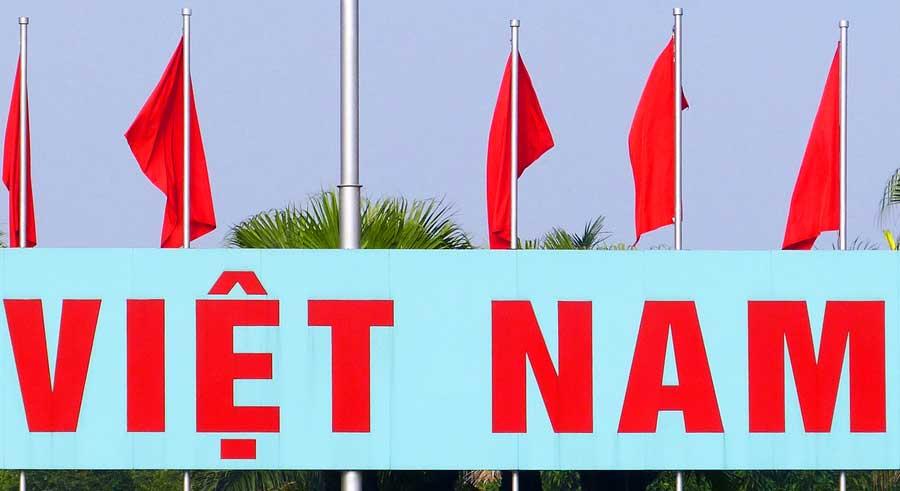 Hanoi Vietnam Sehenswürdigkeiten: Ho Chi Minh Museum