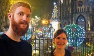 Hanoi Sehenswürdigkeiten: St. Joseph Kathedrale