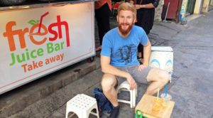 Hanoi Vietnam Sehenswürdigkeiten: Street Food & Straßenstände in der Hauptstadt Vietnams