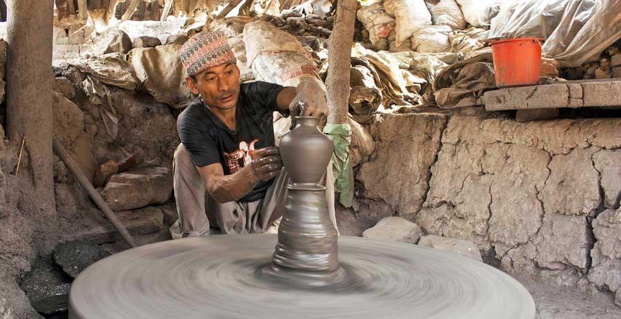 Kathmandu Sehenswürdigkeiten: Bhaktapur