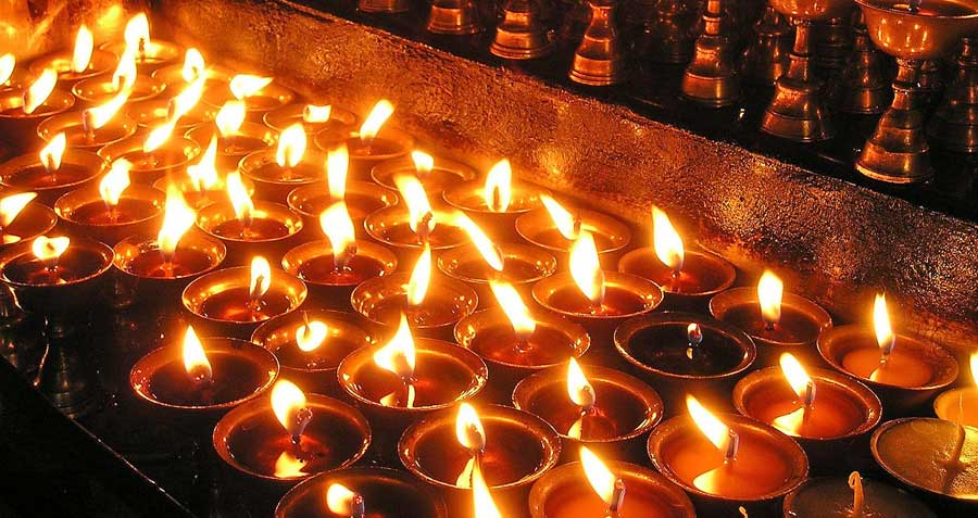 Kathmandu Sehenswürdigkeiten: Budhanilkantha