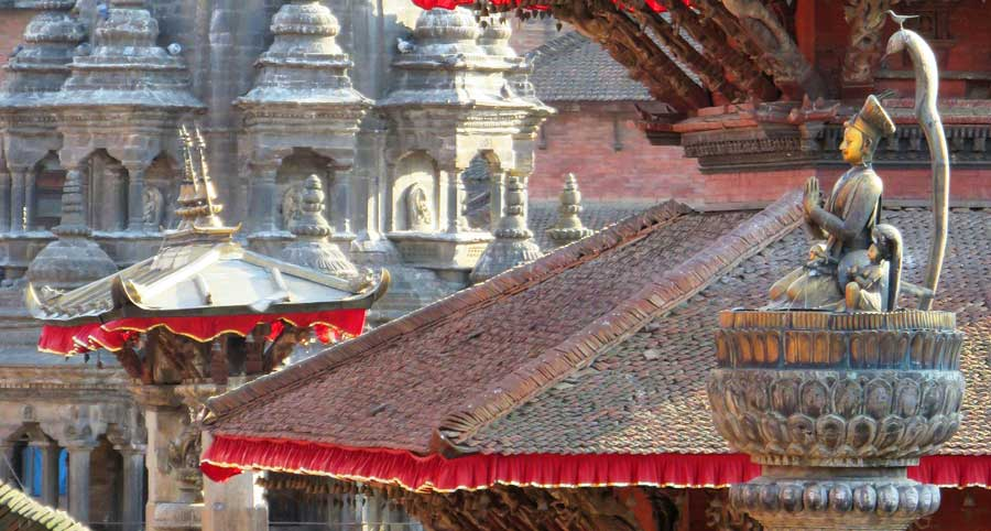 Kathmandu Sehenswürdigkeiten: Patan Lalitpur