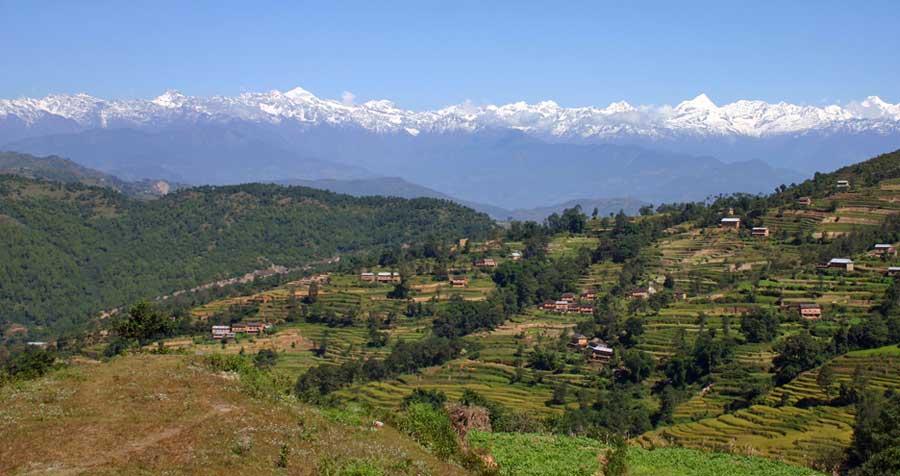 Kathmandu Sehenswürdigkeiten: Nagarkot