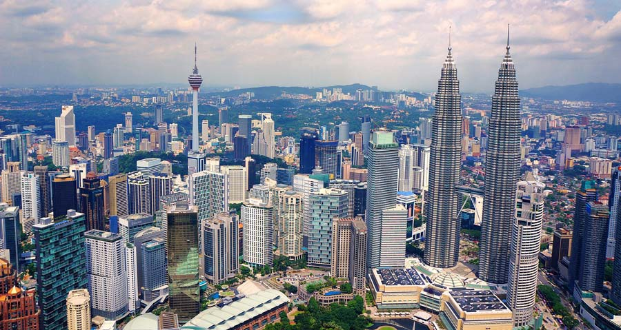 Malaysia Sehenswürdigkeiten: Kuala Lumpur