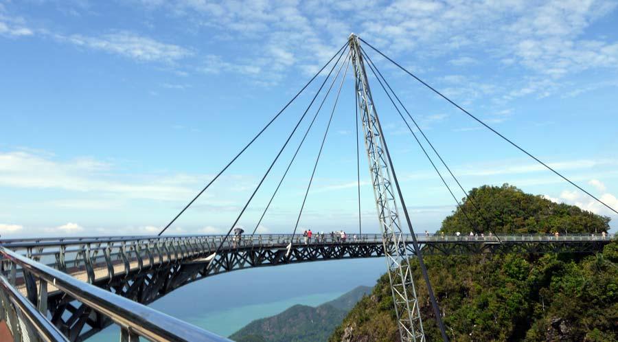 Malaysia Sehenswürdigkeiten: Langkawi
