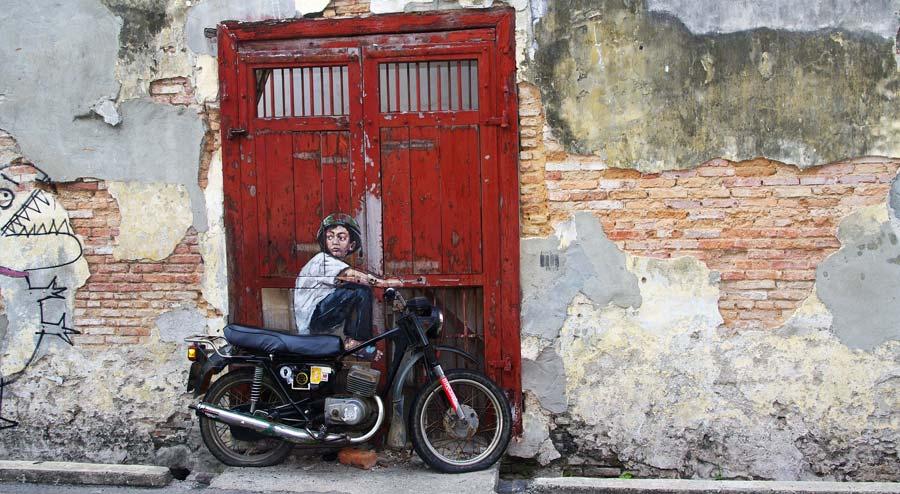 Malaysia Sehenswürdigkeiten: Penang