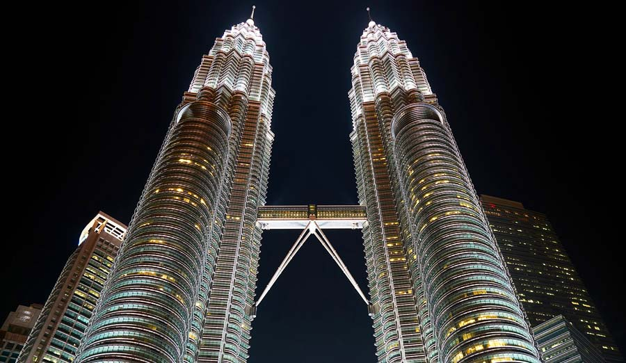 Malaysia Sehenswürdigkeiten: Petronas Towers