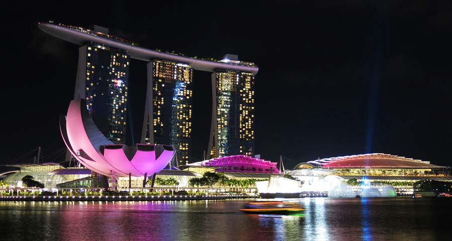 Malaysia Sehenswürdigkeiten: Singapur