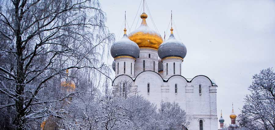 Moskau Sehenswürdigkeiten: Smolensker Kathedrale