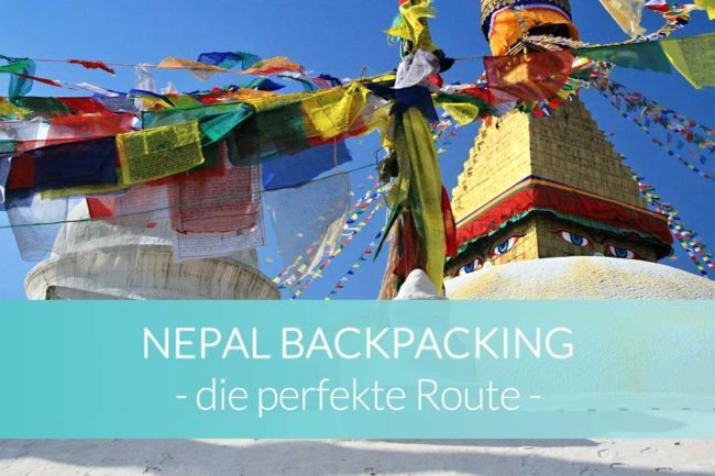 Nepal Backpacking: Kosten Backpacker