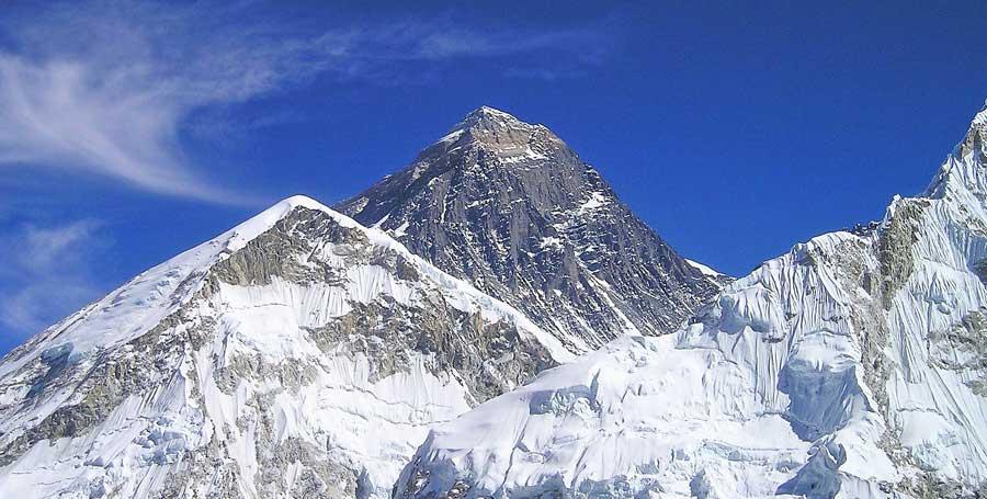 Nepal Sehenswürdigkeiten: Mount Everest