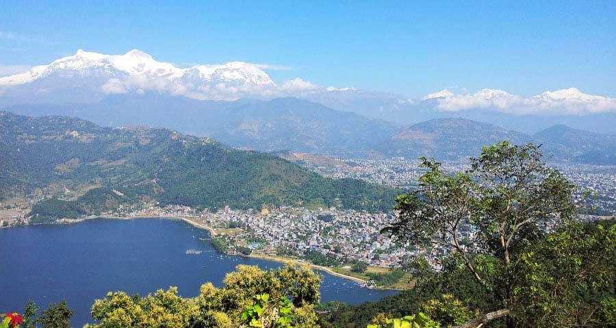 Nepal Sehenswürdigkeiten: Sarangkot