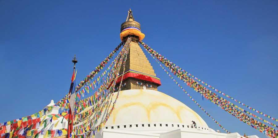 Nepal Sehenswürdigkeiten: Top 10 Highlights - Tempel in Kathmandu, Lalitpur (Patan) & Bhaktapur Stupa