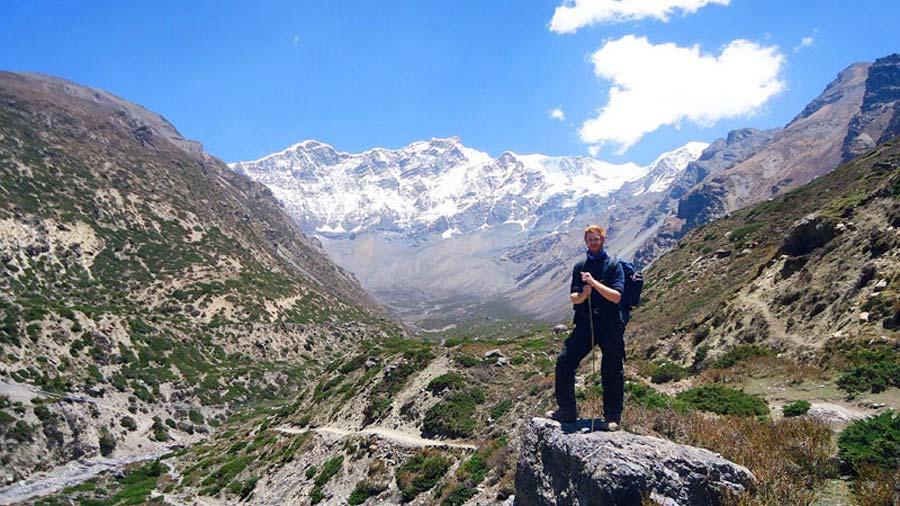Nepal Sehenswürdigkeiten: Trekking im Annapurna Gebirge
