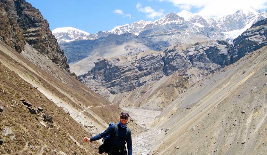 Nepal Trekking: Annapurna Circuit Trek - Trekkingreise